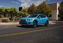 Subaru offrira une version hybride rechargeable de son Crosstrek
