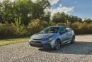 Toyota lance sa nouvelle Corolla berline