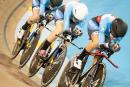Cyclisme sur piste: le Canada obtient deux médailles en poursuite