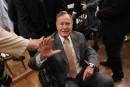 George H. W. Bush sera présenté en chapelle ardente lundi àWashington
