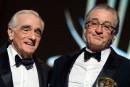 Martin Scorsese honore Robert De Niro au festival du film deMarrakech