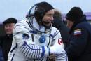 Amarrage de la fusée Soyouz à la SSI: diffusion en direct
