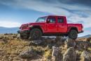 Jeep Gladiator 2019... | 3 décembre 2018