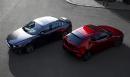 Les Mazda3 berline et à hayon... | 3 décembre 2018