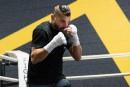 David Lemieux préfère ne pas penser aux risques de la boxe