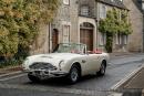 Aston Martin propose l'électrification réversible de ses modèles anciens