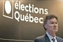 Les partis politiques mettent vos données personnelles à risque, selon leDGEQ