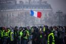 «Gilets jaunes»: 89000 policiers mobilisés face au risque d'un «samedi noir»