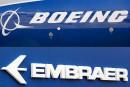 Brésil: la justice suspend l'alliance Boeing-Embraer