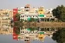 La ville d'Udaipur est entourée par les lacs Pichola, Fateh... | 6 décembre 2018