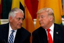 Trump insulte Rex Tillerson après une entrevue méprisante