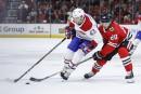 Canadien-Blackhawks: MichaelChaput, travailleur de l'ombre