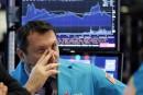 Entraînée par la technologie, Wall Street finit enhausse