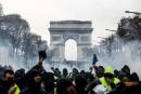 L'Arc de Triomphe rouvre mercredi
