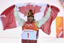 Mikaël Kingsbury sacré athlète de l'année au Canada