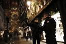 Les touristes désemparés à Strasbourg