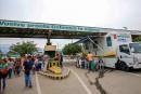 <em>La Presse</em>en Colombie:sur la route du Pérou