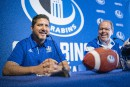 Anthony Calvillo se joint aux Carabins