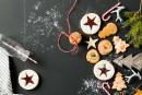Les recettes des biscuits du père Noël