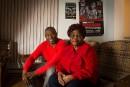 <em>La Presse</em> dans la famille d'Adonis Stevenson: d'angoisse et d'espoir
