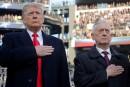 Donald Trump s'en prend à l'ancien chef du Pentagone