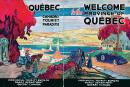 Voyager il y a 100 ans au Québec