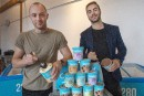 La crème glacée faible en calories gagne le Canada