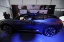 Byton avait dévoilé le prototype du M-Byte lors du Salon... | 7 janvier 2019
