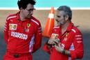 Maurizio Arrivabene congédié par Ferrari et remplacé parMattia Binotto