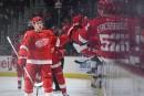 Canadien-Red Wings: une première en 19 ans à Detroit