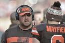 Freddie Kitchens nommé entraîneur-chef des Browns