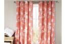 Deux panneaux de coton au motif fleuri, offerts à 37... | 9 janvier 2019