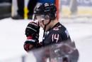 Victime d'intimidation, le joueur de hockey Maxime Comtois réagit