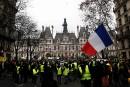 Pour leur acte 9, les gilets jauneshésitent entre Bourges et Paris