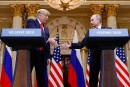 Trump assure n'avoir «rien à cacher» de ses échanges avecPoutine