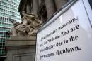 <em>Shutdown</em>: des républicains s'opposent à une déclaration d'urgence