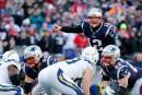 Les Patriots dominent les Chargers 41-28