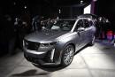 Salon de Détroit - En attendant l'électrification, Cadillac présente son XT6
