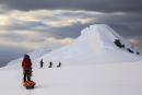 «C'est arrivé... quand j'ai bravé l'Antarctique»