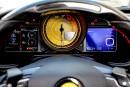Salon de l'auto - Vitrine italienne : Alfa Romeo, Ferrari, Fiat, Maserati