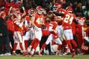 Malgré la défaite, les Chiefs sont optimistes
