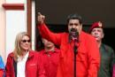 Venezuela: Maduro, soutenu par l'armée, accuse les États-Unis