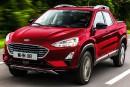Le pickup compact de Ford serait plus petit que le... | 28 janvier 2019