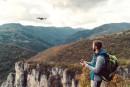 Le drone, bête noire de la faune