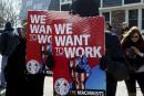 Taux de chômage en hausse à cause du shutdown, mais fortes créations d'emplois