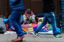 La pauvreté recule à Montréal, maismoins qu'annoncé
