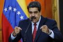 Maduro juge «répugnant et risible» l'appel du Groupe de Lima