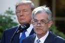 Le patron de la Fed a dîné avec Donald Trump à la Maison-Blanche