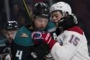 Ducks 1 - Canadien 4 (Marque Finale)