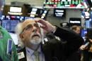 Les craintes persistantes sur l'économie mondiale hantent Wall Street